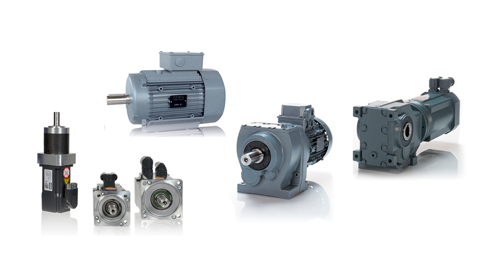 Products Motors & Gears | KEB Automation with Drive